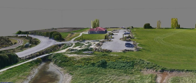 Ferrymead - Textured 3D model